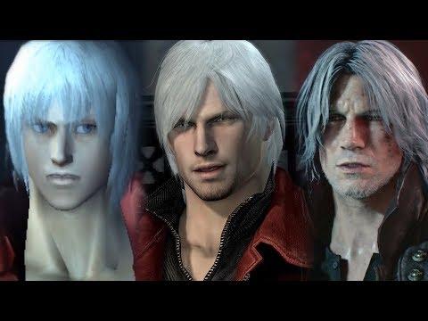 Historia completa de Dante en orden cronologico (Devil May Cry 3, 1, 2, 4 y DMC 5) thumbnail