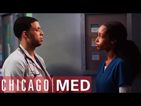 April Sexton Reports Her Own Brother  Chicago Med