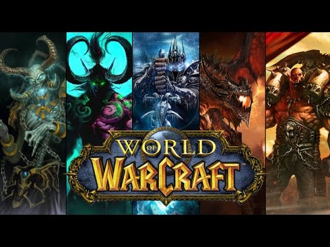 World of Warcraft - First time playing!