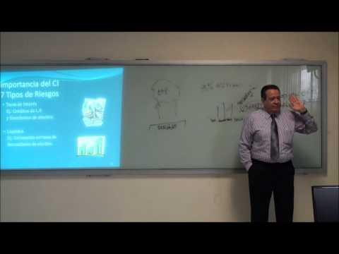 El Sistema del Control Interno y Evaluación de Riesgos - Gustavo Molina