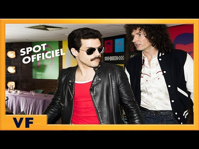 Bohemian Rhapsody | Spot [Officiel] Rock 30'' VF HD | 2018