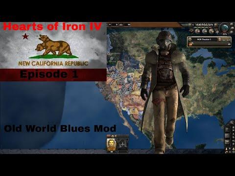 Hearts of Iron IV - Old World Blues - NCR Episode 1