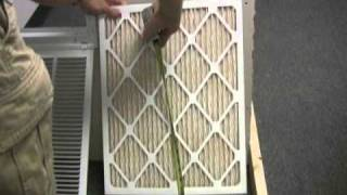 Return Air Filter Grille Filters - Find The Right Size!
