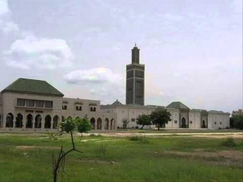 mosque    Dakar, Senegal Subsaharian Africa