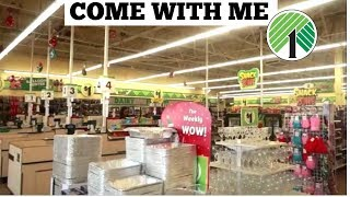 COME WALK WITH ME!!! DOLLAR TREE