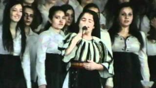 Roxana Croitoru - Asa-i romanul ( Amfiteatru C.N.S.H - 1 Decembrie )
