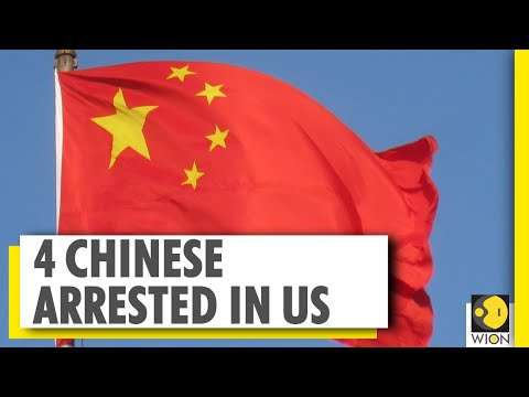 4 Chinese nationals arrested by US for visa fraud | World News | China | FBI