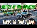 DONKMASTER VS CORTLAND FINNEGAN'S TWIN TURBO 75 DONK - Stuntfest 2k17 Donk Shootout