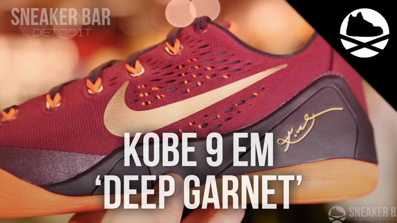 buy online 6e671 2778e Nike Kobe 9 EM