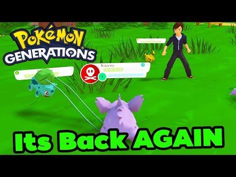 BEST POKEMON ONLINE BATTLES EVER in 3D Pokemon MMORPG (Pokemon Generation)