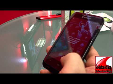 Unboxing Vodafone Smart III Deutsch German / als Callya nur 88,- EUR