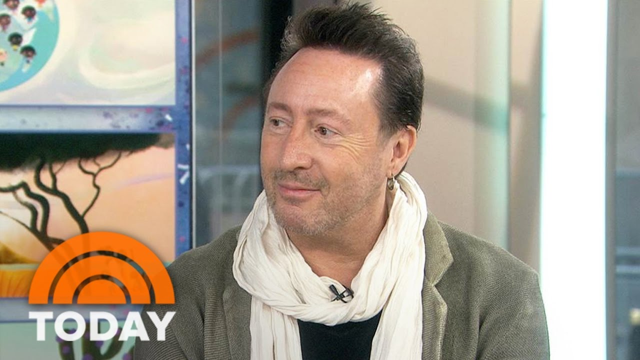 Julian Lennon On His New Childrens Book And Dad John Lennons Legacy