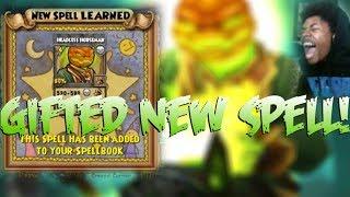 Wizard101: I got GIFTED Headless Horseman! (Pack Opening)