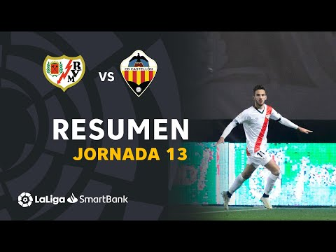 Vallecano Castellon Goals And Highlights