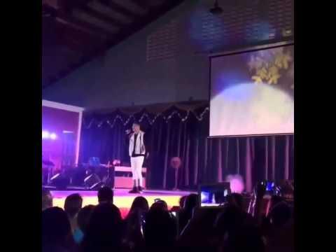 Darren Espanto in Solano- March 18, 2016