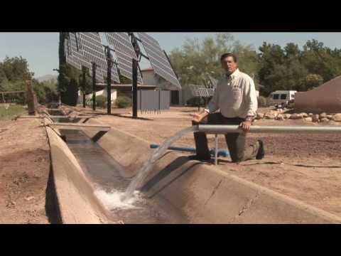 Solar Water Pumps Electric Panels Centrifugal Water