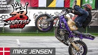 2d Place Mike Jensen - Stunters Battle 2017