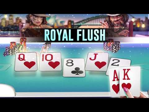 Play HD Poker - Texas Holdem Free Poker Game