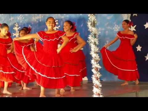 Feliz Navidad, South Pacific Academy, Pago Pago American Samoa