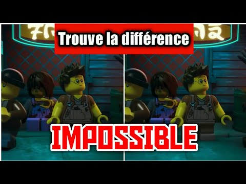 Lego ninjago saison 8 trouve la diff rence 2 - Ninjago saison 2 ...