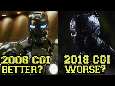 Why CGI is Getting Worse not Better