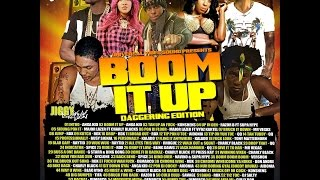 UNIVERSAL VIBES SOUND PRESENTS BOOM IT UP [DAGGERING EDITION] MIXTAPE
