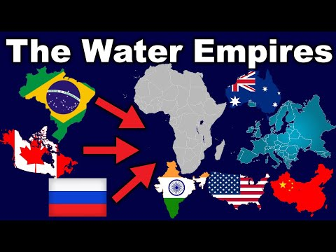 Countries Are Building Economic Empires By Controlling The Worlds Water Supply