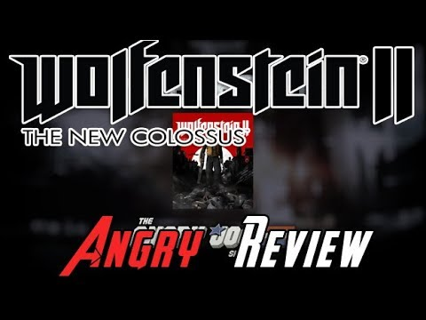 Wolfenstein II Angry Review [RF]
