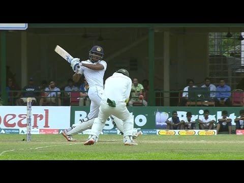 Highlights: 2nd Test, Day Five – Pakistan in Sri Lanka 2015 - Sri Lanka won by 7 wickets