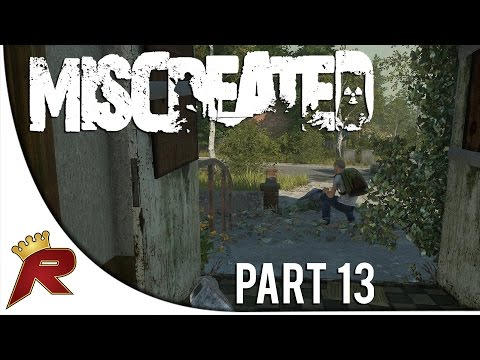 """Miscreated Survival Gameplay - Part 13: """"The Hunt"""" (Pre-Alpha)"""