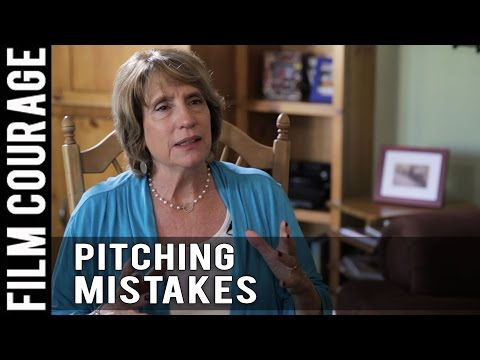 Mistakes Screenwriters Make When Pitching Their Ideas by Carole Kirschner