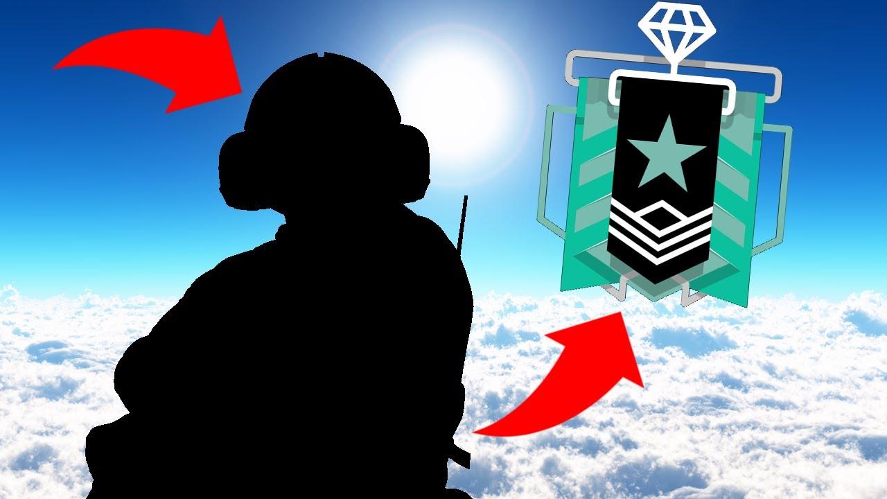 How To Get Diamond In Rainbow Six Siege Rainbow Six Siege Youtube
