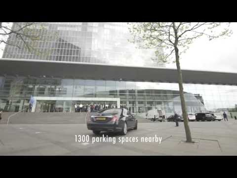 European Convention Center Luxembourg (ECCL)