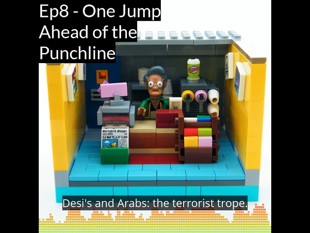 Ep8 - One Jump Ahead of the Punchline (CLIP)