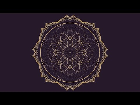 741 Hz ❯ Spiritual Detox ❯ Remove Toxins & Negative Thoughts ❯ Mandala Meditation Music