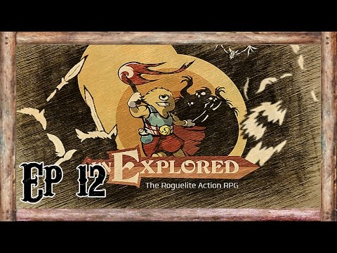 Let's Play Unexplored Gameplay - Cottage Cheese  - Ep 12