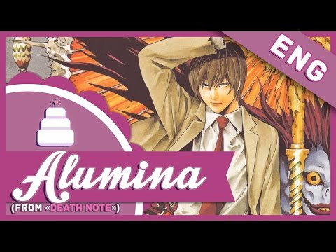 「English Cover // Original Arrangement」 Alumina ( Death Note ) FULL!【Jayn】