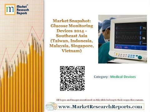 Glucose Monitoring Devices 2014 - Southeast Asia
