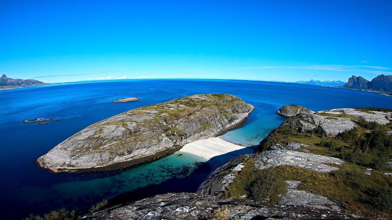 Havlangs til Hovdsundet i Bodø