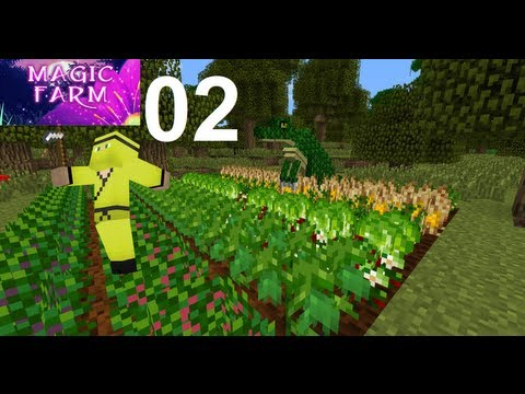 FTB Magic Farm Episode 2: The Bronze Is In Bloom.