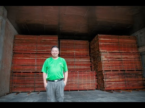 WB2000 Wideband Sawmilling in Philippines - Wood-Mizer