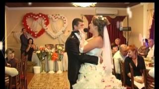 Свадебный песня невесты. Елена и Александр 24.11.2012