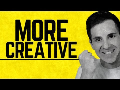 How to Be More Creative | Unleash Your Creativity NOW!