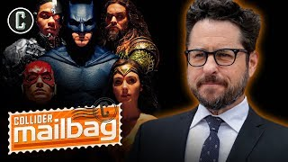 Is JJ Abrams the Right Director for a Justice League Sequel? - Mailbag