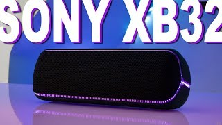 Sony XB32 Review - They Should Have Done More