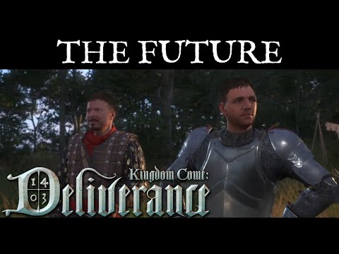 Kingdom Come: Deliverance - Henry and Sir Radzig Kobyla Talk About the Future (Cutscene)