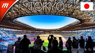 Tokyo Olympic Stadium (Japan National Stadium)   TOKYO TRAVEL GUIDE