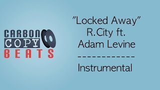 Video Locked Away - Instrumental / Karaoke (In The Style Of R. City ft. Adam Levine) download MP3, 3GP, MP4, WEBM, AVI, FLV Agustus 2017