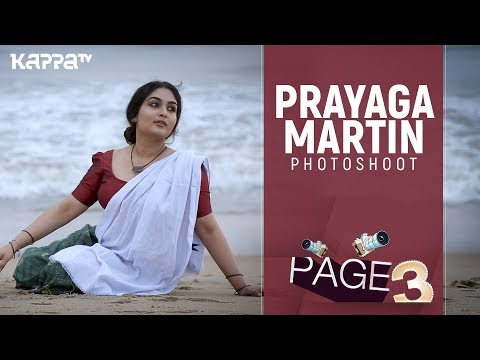 Prayaga Martin Photoshoot - Page 3 - Kappa TV