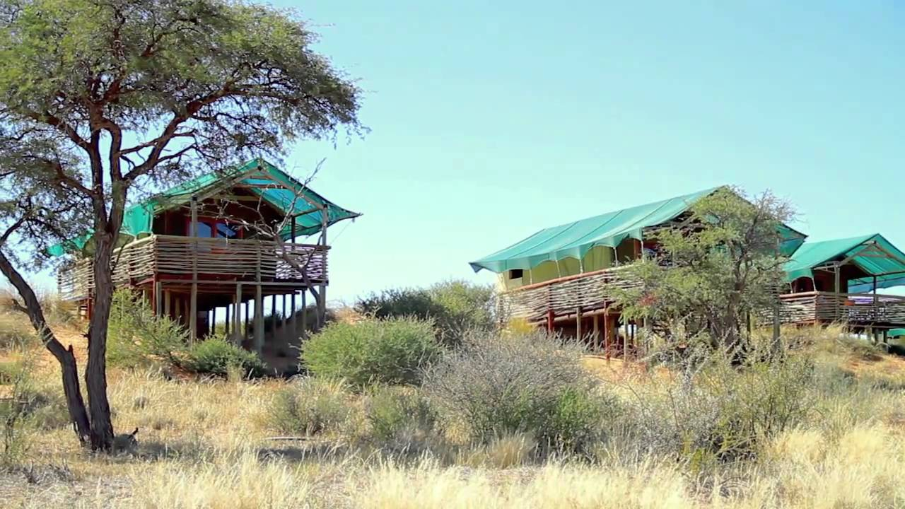 Suricate Kalahari Tented Lodge - Namibia - Leading Lodges of Africa & Suricate Kalahari Tented Lodge - Namibia - Leading Lodges of ...